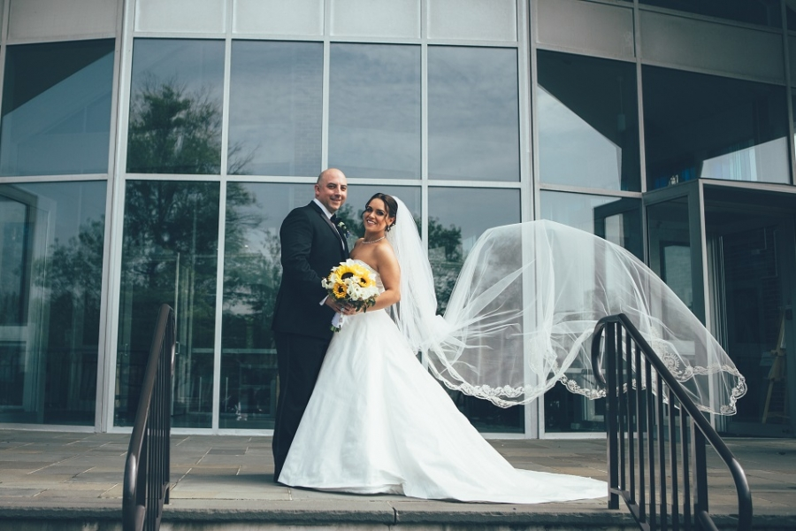 Elena and Thomas - Real Weddings Long Island, NY