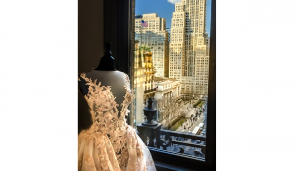 Bridal Reflections - Fifth Avenue, NYC