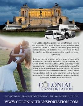 Colonial Transportation