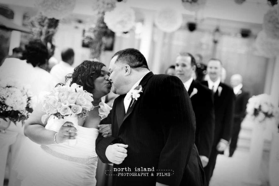 Monica and Rodney - Real Weddings Long Island, NY