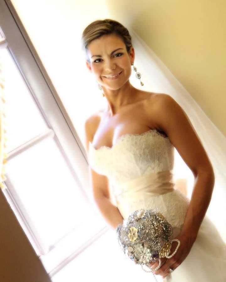 Christel and Michael - Real Weddings Long Island, NY