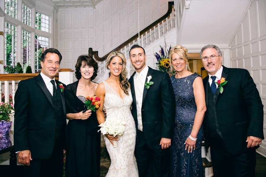 Dani and Dominic - Real Weddings Long Island, NY