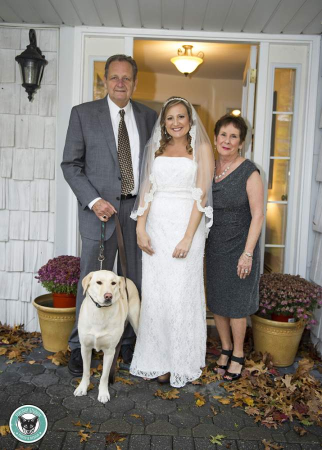 Donna and Tom - Real Weddings Long Island, NY