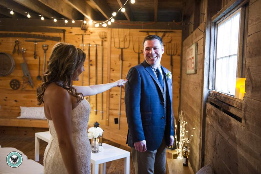 Donna and Tom - Real Weddings Long Island, NY
