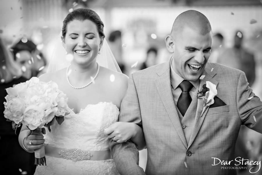 Kimberley and Jonathan - Real Weddings Long Island, NY