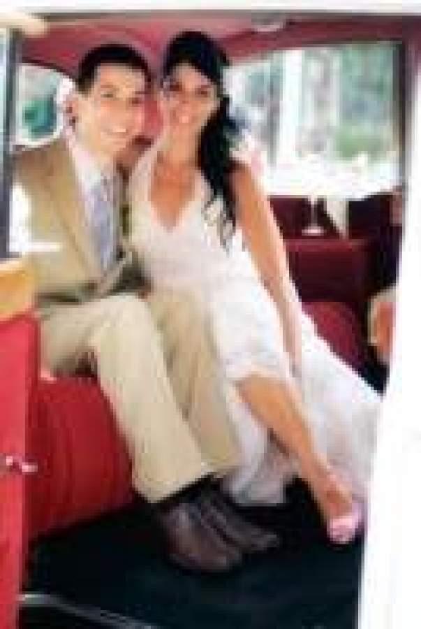 Jenny and Vinnie - Real Weddings Long Island, NY