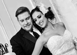 Marie and Matthew - Real Weddings Long Island, NY