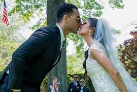Jennifer and Guillermo - Real Weddings Long Island, NY