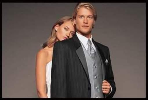 Black Tie Formal Wear