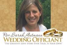 Rev. Sarah Gutmann