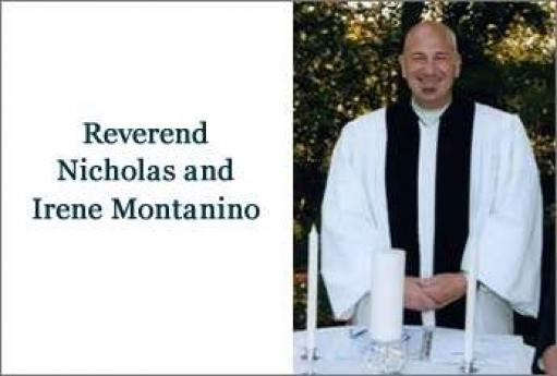 Reverend Nicholas and Irene Montanino