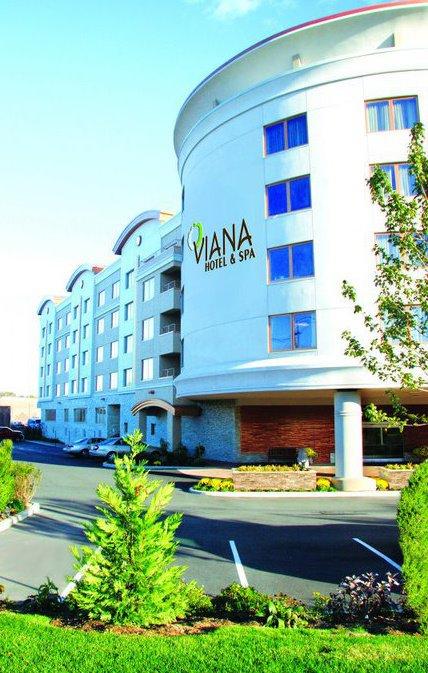 Destination Wedding Here on Long Island:  The Viana Hotel