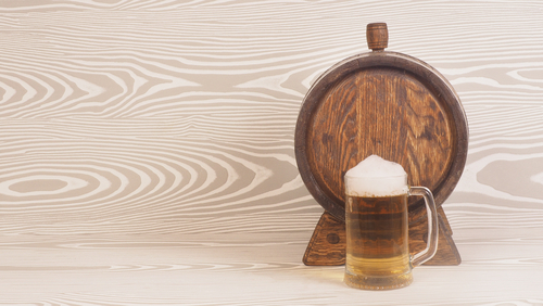 Giving Into Beer Pressure:  Because Not Everyone Wants To Be WINED and Dined