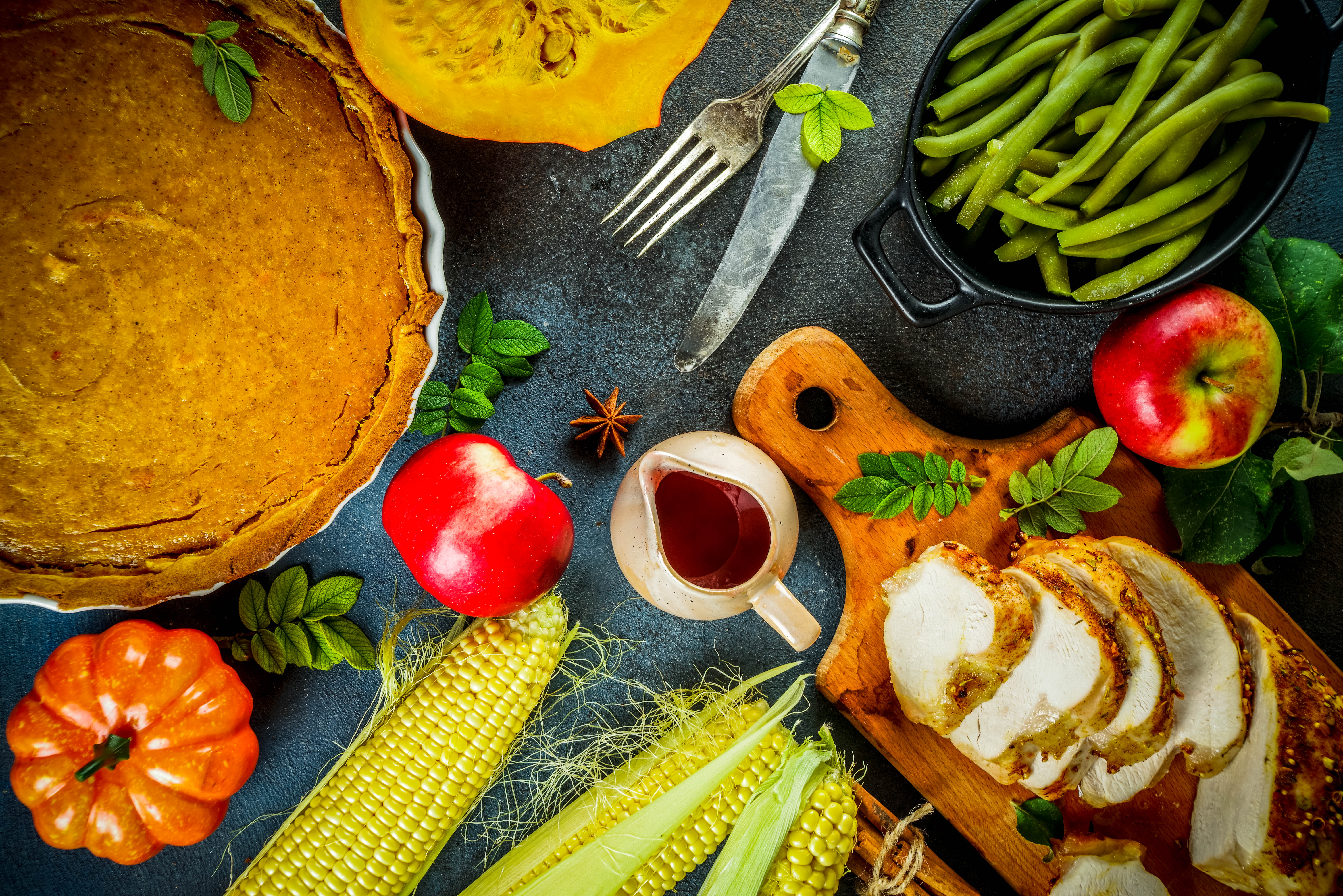 How to Bring the Fall Harvest to your Wedding Menu:  Ideas you're Bound to Fall in Love With