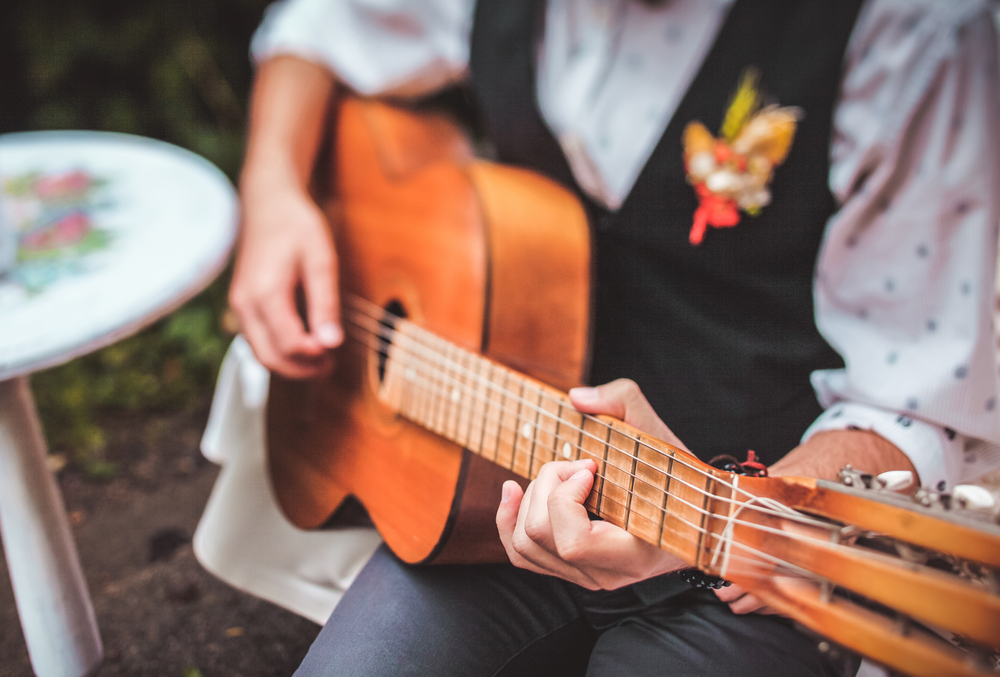 Music To Your Ears: Picking the Perfect Ceremony Song(s)