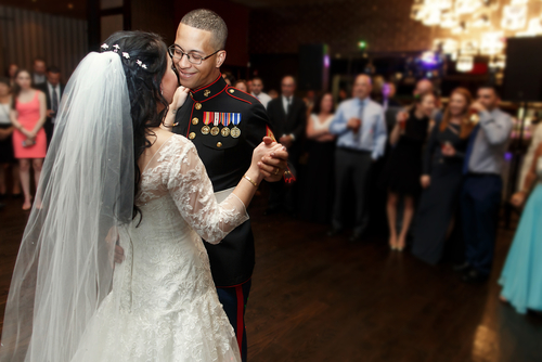 Patriot Brides and Grooms: Planning A Military Wedding With All The Pomp And Circumstance