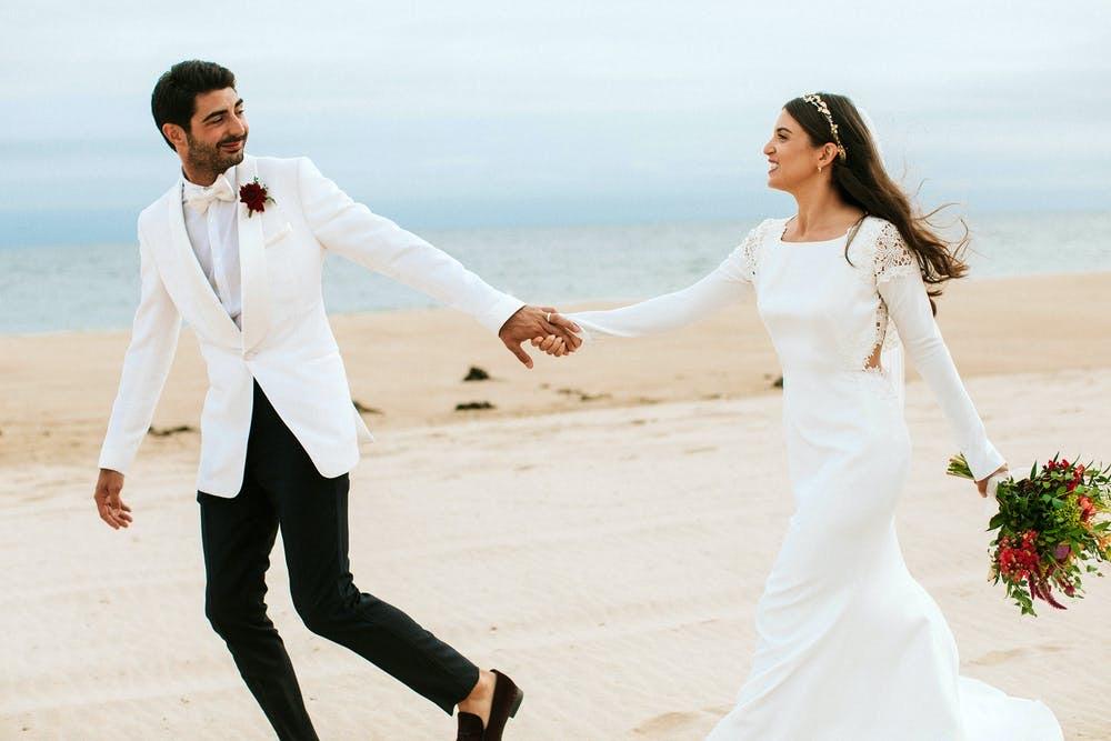 Weddings Resume on Long Island