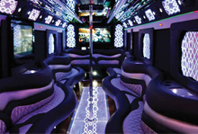 Romantique Double Diamond Limousines