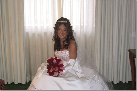 Half Up Wedding Hair With Veil Hot Wallpaper