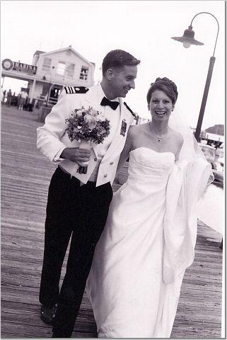 Nautical bride