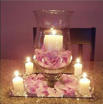 looking for pictures of CANDLE centerpieces - Long Island Weddings