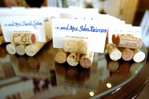 I made these for our wedding and they came out great I still have corks if