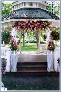 Gazebo Decorations