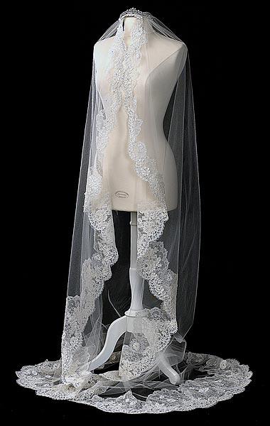 royal veil