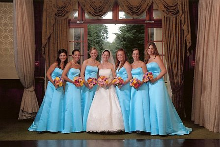 Bridesmaid Dresses Color Pool 20