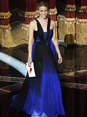 Re: OSCARS WORST DRESSED. definately Reese Witherspoon-