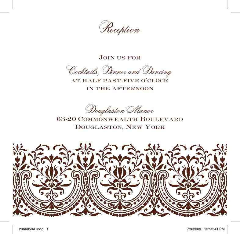 Indian Wedding Reception Card Wording Sles 28 Images Indian