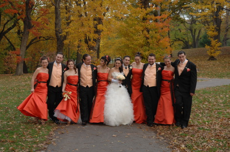 Bridesmaids Dresses For A Fall Wedding Bridesmaid dresses wedding