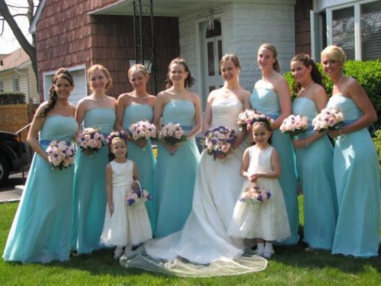 Brides Helping Brides Tiffany Blue Themed Wedding Liweddings