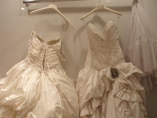 Re Pnina Tornai wedding dresses