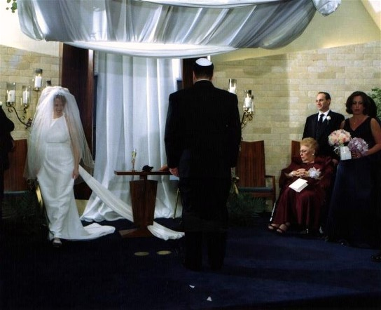 Re Jewish Wedding Programs