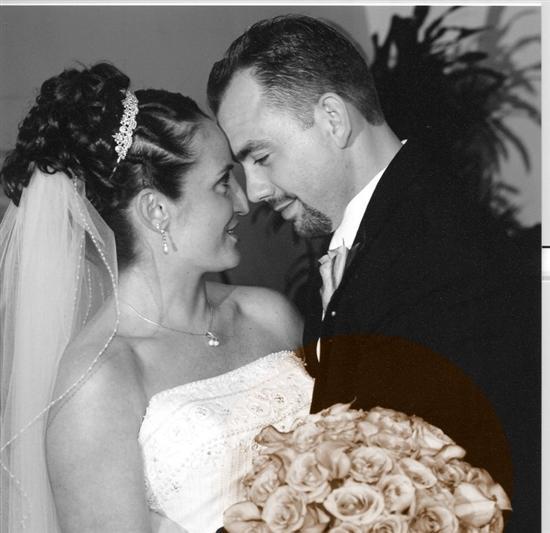Li Weddings: Brides Wearing Veil Under Updos
