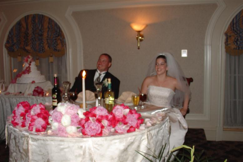 Re: Married Ladies Post Pics Of Your Table Dais