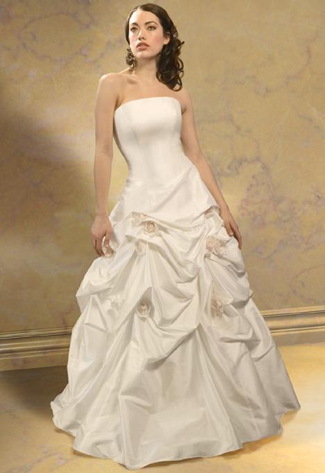 Re Wedding Dress W Pick Ups Anyone Have Pics
