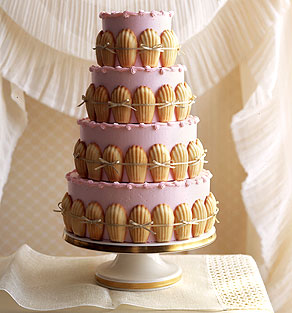 Beach Themed Wedding Cakes In Martha Stewart Magazine