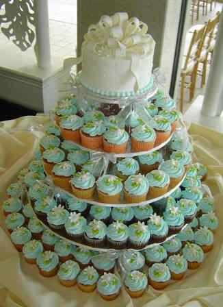 Re Cupcake Wedding Cakes