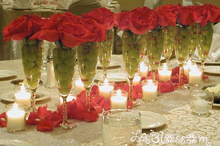 Brides Helping Brides Different Centerpieces At Weddings