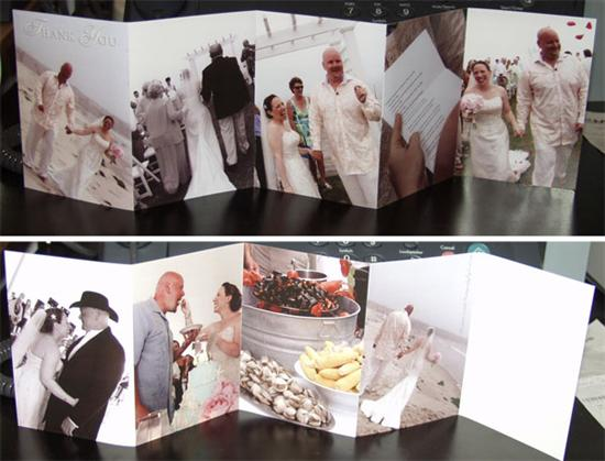 For Newlyweds Only Did anyone have really creative Thank You – Best Wedding Thank You Cards