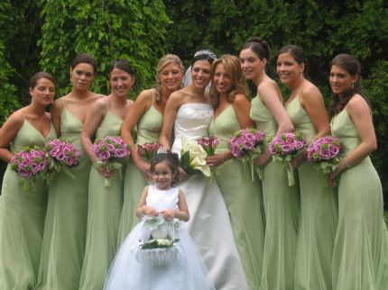 Sage Green Wedding Ideas