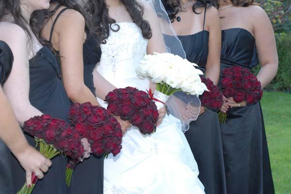 Brides Helping Brides Black And White Wedding Help Liweddings