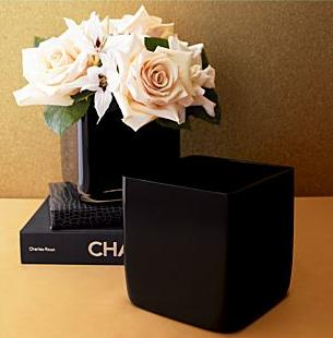 Tall Wedding Centerpiece Awesome Black Vases For