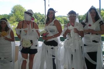 Re Need Help With Planning Games For A Bridal Shower Theres Always The Toilet Paper