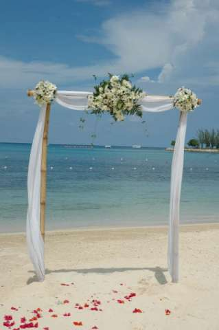 Brides Helping Brides ™ - Wedding Arch Price? | LIWeddings