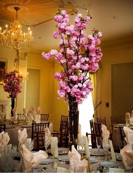 Brides Helping Brides ™ - What color BM dresses go with cherry ...