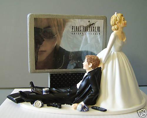 Re Please Post Pics Of Your Wedding Cake Topper