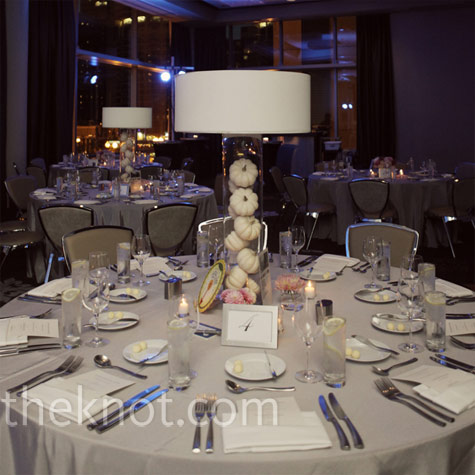 Brides Helping Brides ™ - Centerpieces without flowers | LIWeddings